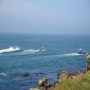Fishing in Ramsey Sound St Davids Pembrokeshire
