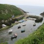Porthclais Harbour St Davids Pembrokeshire